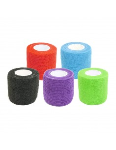 Tattoo grip cover - bandage