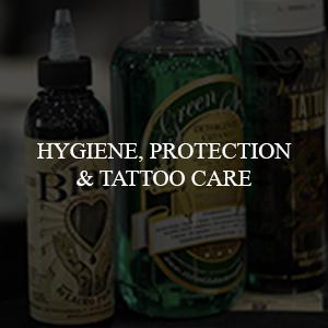 Igiene, protezione & tattoo care